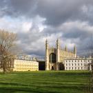 Tyły King's college - tzw. The backs